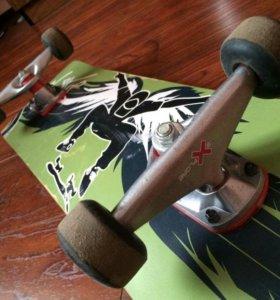 Скейт 4 колесный
