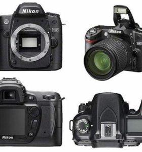 Фотоаппарат NIKON D80