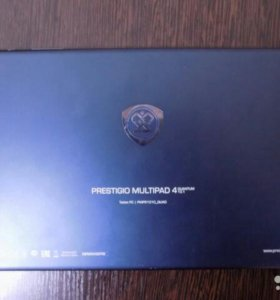 Планшет Prestigio MultiPad 4 Quantum 10.1
