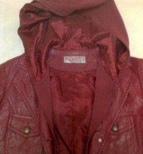 Куртка:-)новая