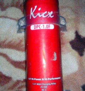 Конденсатор Kicx DPC-1.0F