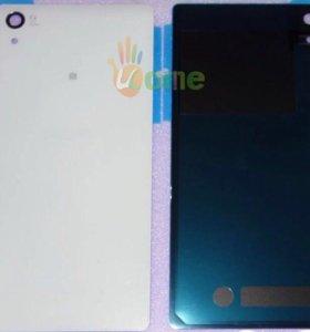 Заднее стекло на Sony Xperia Z2