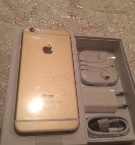 Айфон 6 на 64 gold идеал
