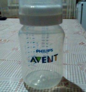 Новая бутылочка