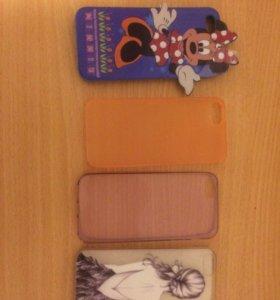 Чехлы для телефона iPhone 5s
