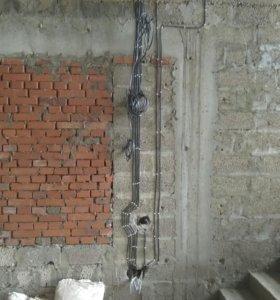 Электропроводка любой сложности