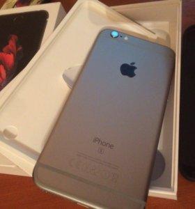 iPhone 6s Ростест 16г серый