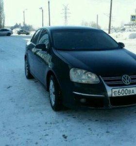 Volkswagen Jetta, 2008 Пробег 125 000 км1.6 Автома