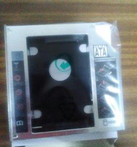 Адаптер OptiBay для HDD SSD 12,8 9,5