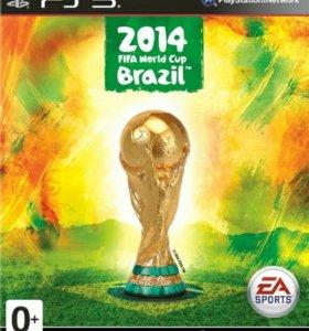 Fifa Brazil 2014 PS3
