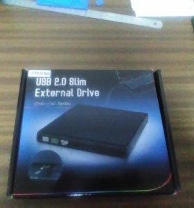 Адаптер контейнер для дисковода ноутбука
