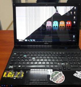 Ноутбук FUJITSU Lifebook AH532