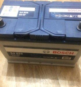 Аккумулятор BOSCH S4 029 830A (EN) 95Ah 12V