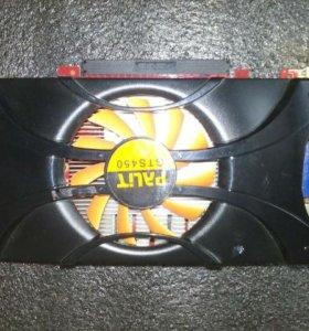 Видеокарта palit gtS 450