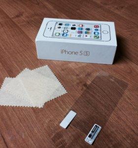 Зищитная плёнка iPhone