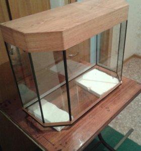 Аквариумы на заказ и ремонт аквариумов