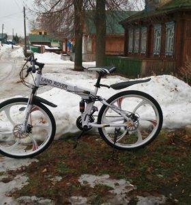 Велосипед ЛЕНД РОВЕР складной в наличии!!!