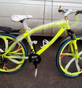 Велосипед БМВ 24 СКОРОСТИ под заказ