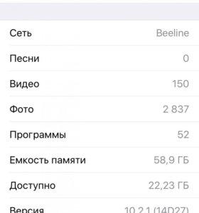 Айфон 6+ gold 64гб
