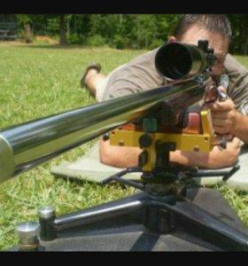 Пристрелка оптических прицелов любого типа.