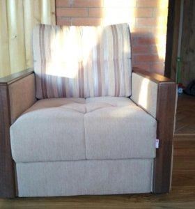 Диван и кресло новые