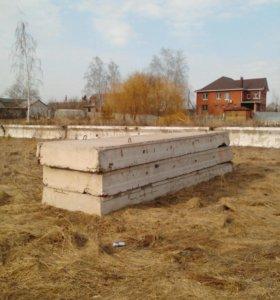 Железо-бетонные плиты перекрытия