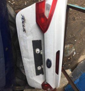 Крышка багажника форд фокус 3