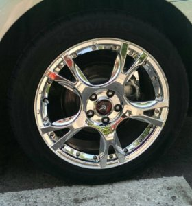 Диски R17+шины