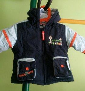 Куртка демисезон 74 р-р