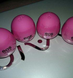 Гигиенические блески от фирмы eos