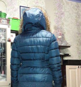 Куртка тёплая.