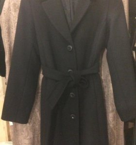 Пальто натуральный кашемир