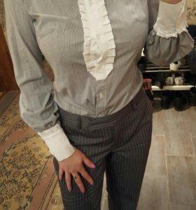 Костюм и блузка