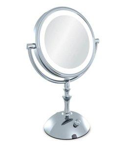 Зеркало для макияжа с подсветкой 8 дюймов
