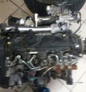 Двигатель дизельный рено дастер
