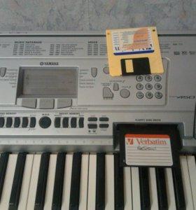 Синтезатор ямаха 450