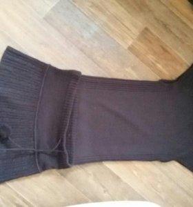 Водолазка и юбка 40 -42