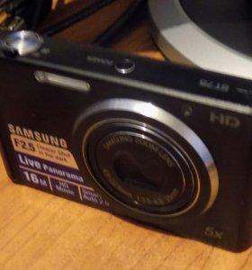 Фотоаппарат Самсунг st75