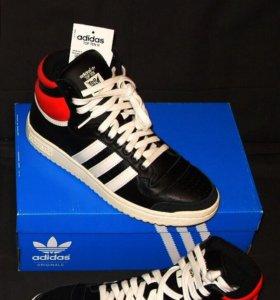 Adidas Top Ten Hi кроссовки 40.5р, новые