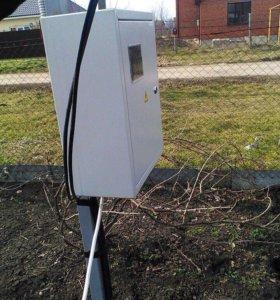 Электромонтаж.электрика.проводка в доме