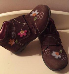 Ботинки Kidexpress для девочки 25 размер