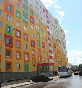 1 комнатная квартира с муниципальным ремонтом