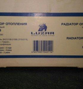 Радиатор отопителя 2109