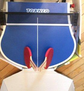 Мини теннисный стол