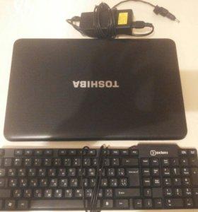 Ноутбук 4Ядер Toshiba Satellite