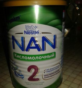 Смесь NAN 2 кисломолочный.
