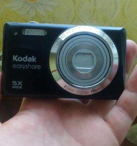 Продам фотоаппарат с картой памяти 2ГБ!