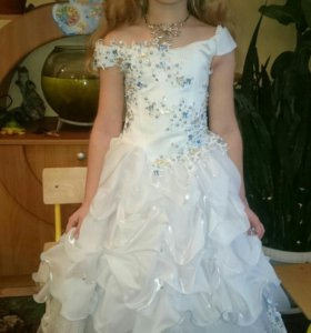 Платье для выпускного детского сада .