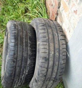 Michelin R16 205/55 лето