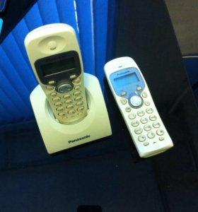 Цифровые телефоны Panasonic с АОН